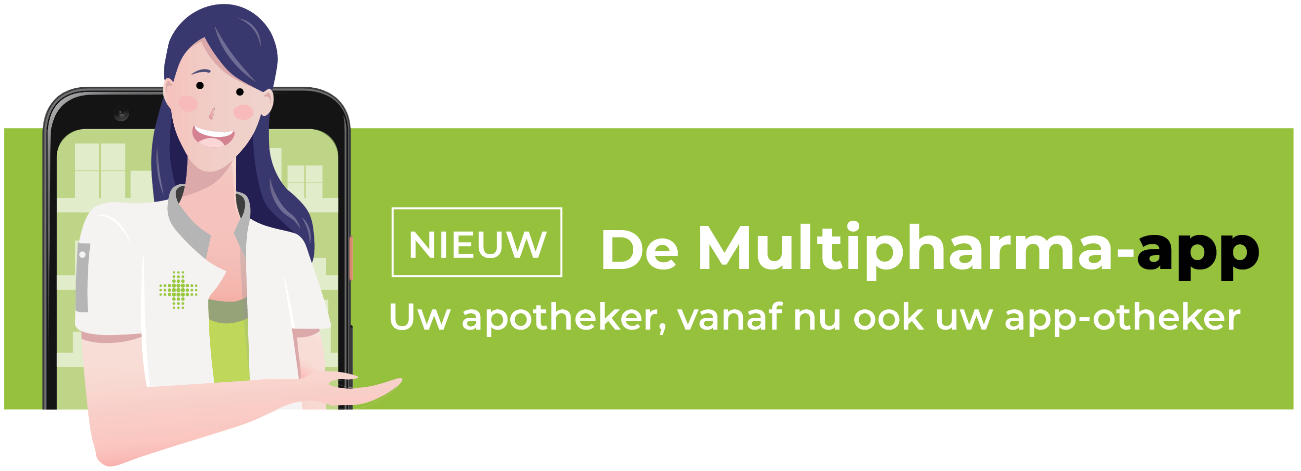 De Multipharma-app