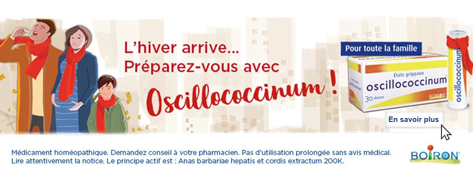 Oscillococccinum