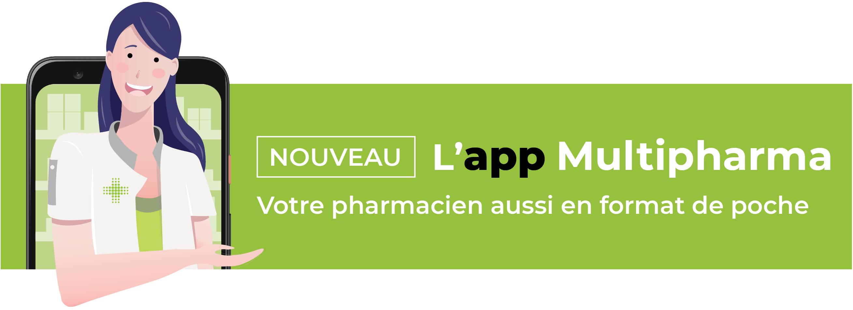 L'app Multipharma